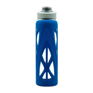 TintBox Borosilicate Glass Bottle 750 ml with Silicone Sleeve