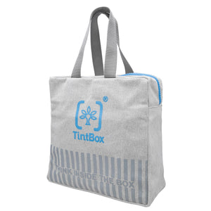 Tintbox Cool, Canvas, Eco-Friendly Lunch Bag For Office