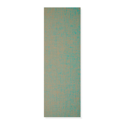 Earth green sustainable, hemp and jute yoga mat