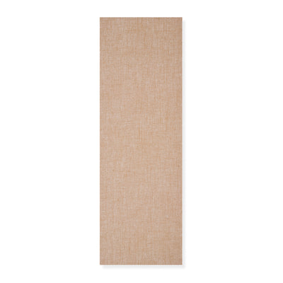 Sand sustainable, hemp and jute yoga mat