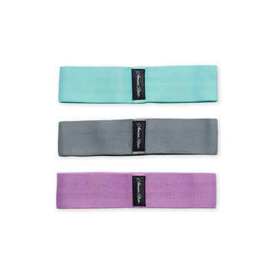 Premium Cotton Multi Strength Resistance Bands