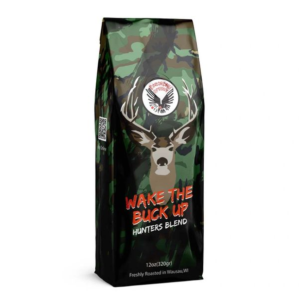 Wake the Buck Up Hunter's Blend