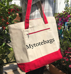 Wholesale Cotton Canvas Tote Bags Mytotebags