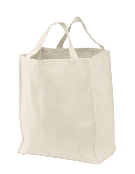 Wholesale Heavy Duty Canvas Tote Bags with Short Handles Bulk