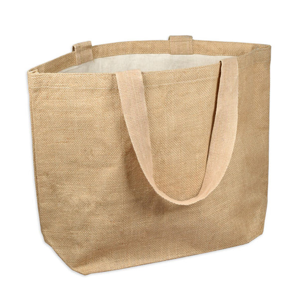wholesale Burlap Jute Tote Bags, Everyday Shopping, Beach, Travel Totes BBCH