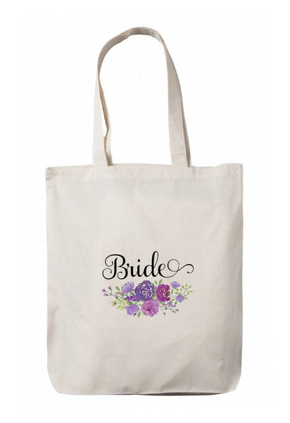 Personalized Wedding Canvas Gift Bags, Party Favors Gifts, WB63