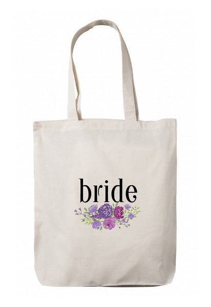 Personalized Wedding Canvas Gift Bags, Party Favors Gifts, WB64