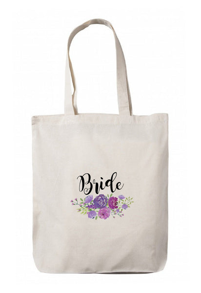 Personalized Wedding Canvas Gift Bags, Party Favors Gifts, WB66