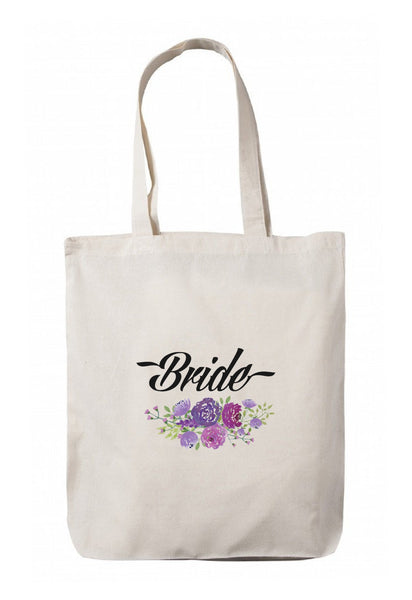 Personalized Wedding Canvas Gift Bags, Party Favors Gifts, WB67