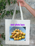 Custom Digital Printed Lightweight Cotton Tote Bags, Personalized Tote Wholesale