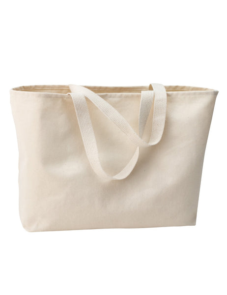 Large Size Heavy Canvas Tote Bags, Shopper Totes