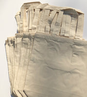 120 Pack Wholesale Cheap Canvas Cotton Tote Bags in Bulk