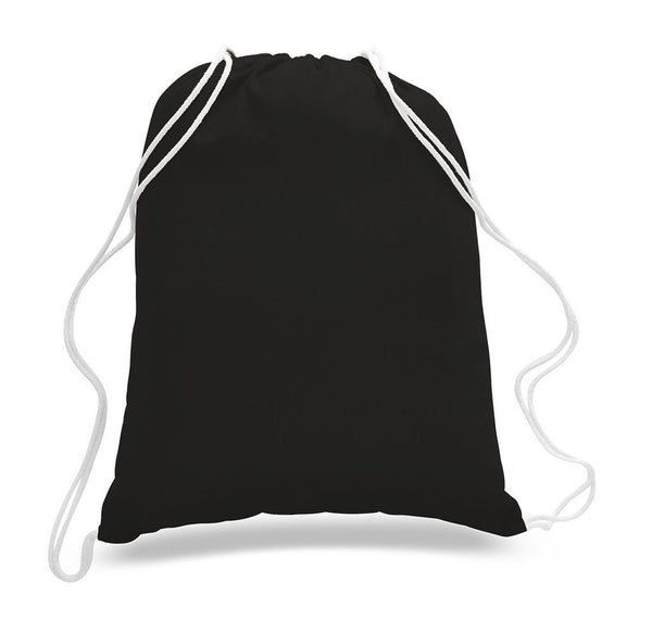 Cotton Drawstring Backpacks DB01