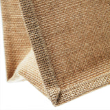 Tocobags Small Size Burlap Jute Tote Bags BB01