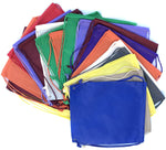 (50 Value Pack) Large Size Non-Woven Drawstring Bags, Sports Backpacks
