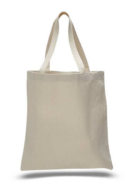 Tocobags Natural Canvas Tote Bag TB02