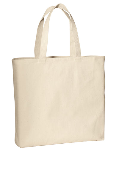 Tocobags Fit Size Canvas Twill Tote Bags BB01