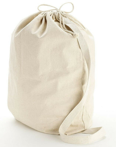 Medium Size Canvas Laundry Bags LB02