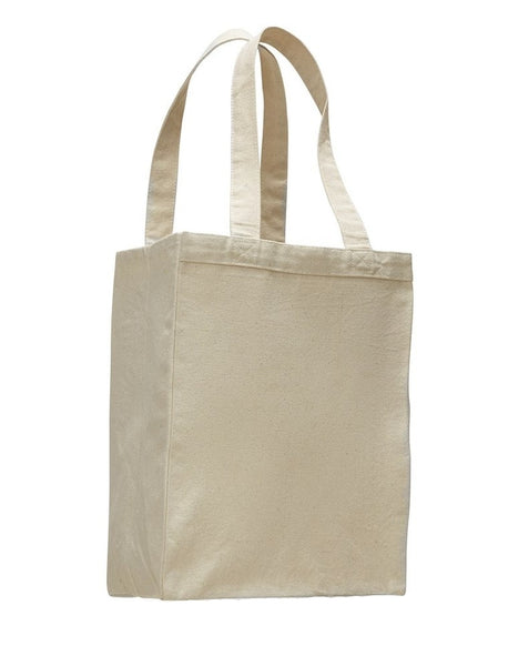 Small Size Canvas Book Tote Bag TB03