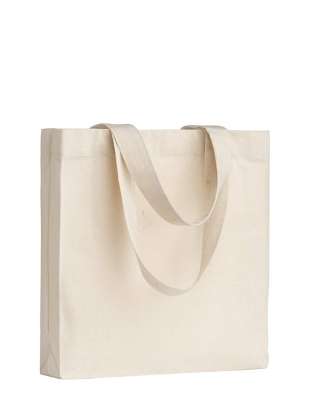 Organic Canvas Tote Bags with Gusset ORB03