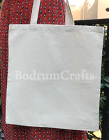 Wholesale Heavy Duty Plain Canvas Cheap Tote Bags in Bulk