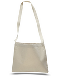Wholesale Large Size Canvas Messenger Tote Bags, Cheap Bulk Plain Bags