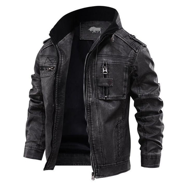 Bosso Wear Leather Jacket