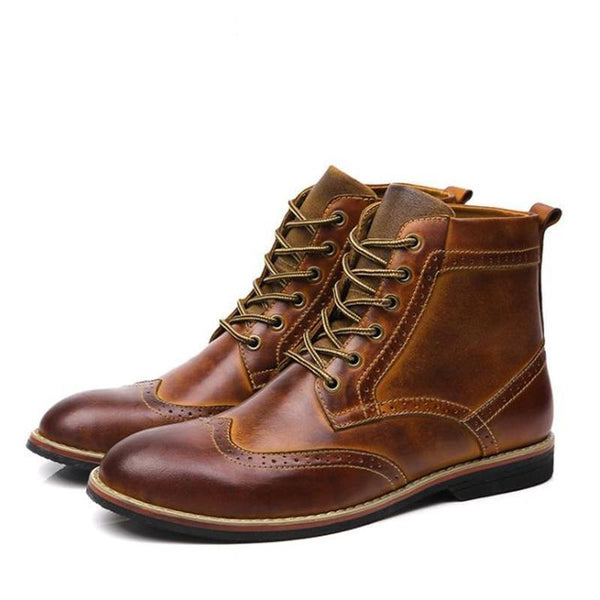 Bosso Wear Casual Vintage Shoes