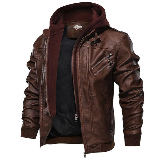 Bosso Wear Matador Leather Jacket