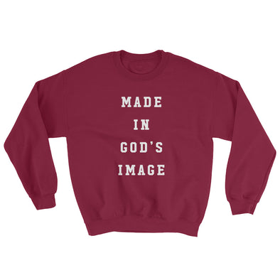 Made in God's Image - Comfy Sweatshirt