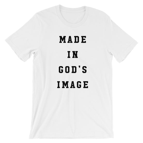 Made in God's Image - Short-Sleeve T-Shirt
