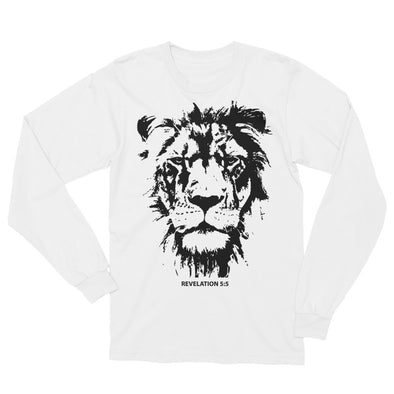 Lion of Judah - Long Sleeve T-Shirt