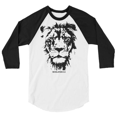 Lion of Judah - Baseball t-shirt