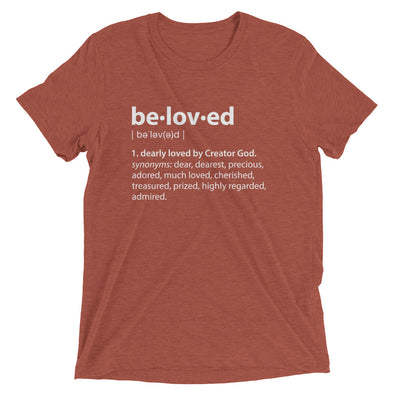 Beloved Definition - Vintage Short sleeve t-shirt