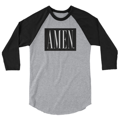 AMEN - Baseball t-shirt