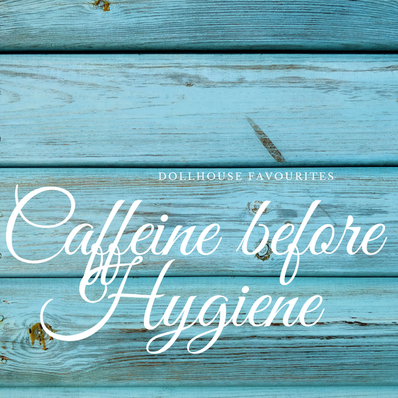 Caffeine Before Hygiene