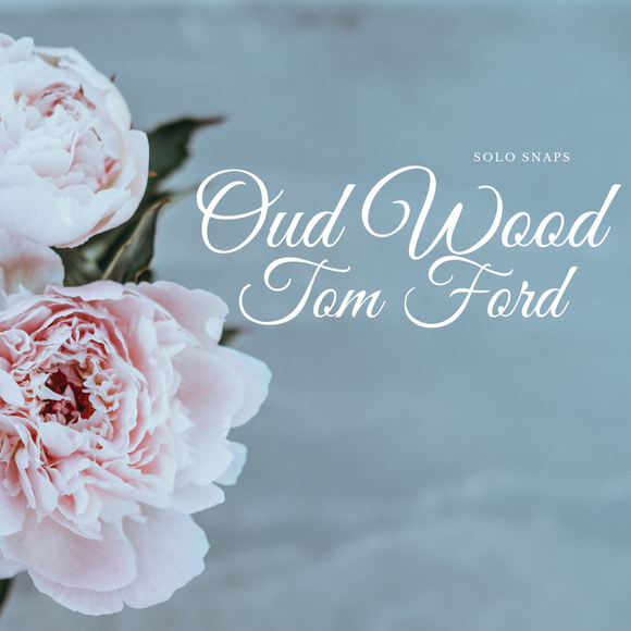 Oud Wood Tom Ford Solo Scent