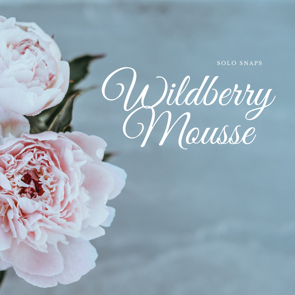 Wildberry Mousse Solo Scent