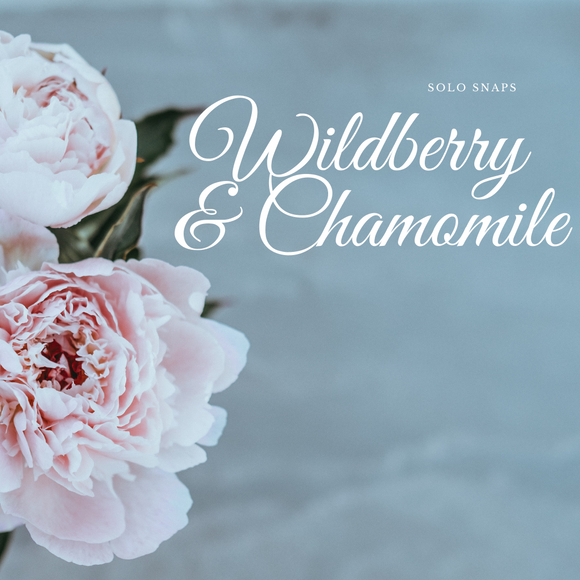 Wildberry & Chamomile Solo Scent