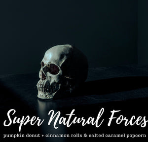 Super Natural Forces