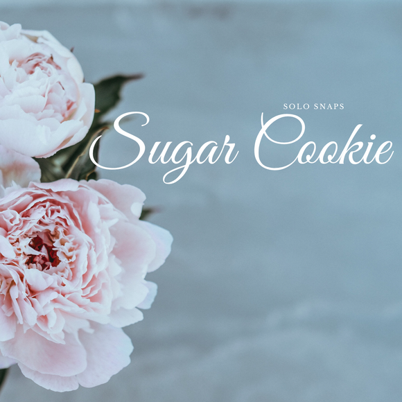 Sugar Cookie Solo Scent