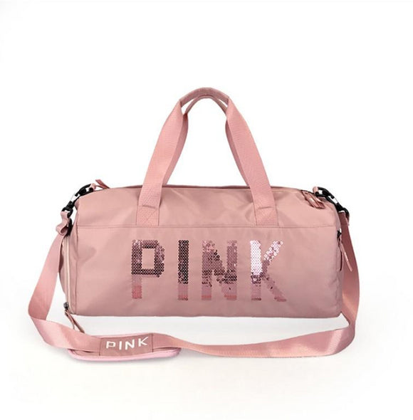 Fitness Bag With Shoe Compartment