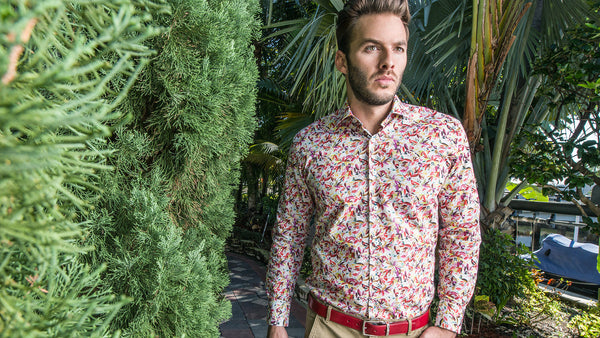 Four men's fashion staples for spring / summer