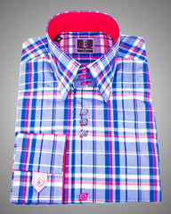Mens plaid shirt | Fashion plaid shirt