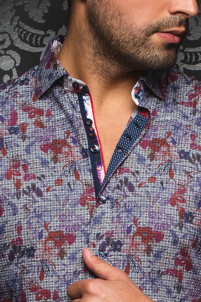 Au Noir Multicolor Shirt - Campania Multi