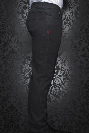 Men Fashion - Au Noir Monaco Jean (Tight, Slim or Straight Fits)