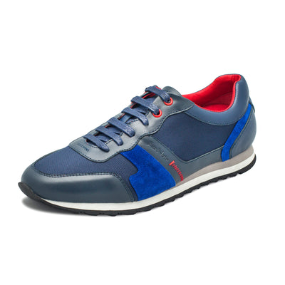 Men Fashion - Au Noir Sneakers - Luca Blue