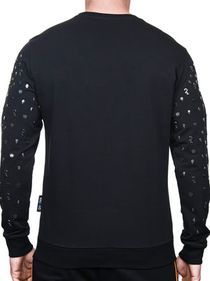 Maceoo Sweater Metal Black