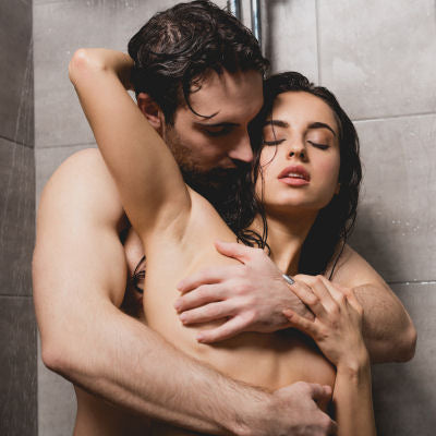 3 Shower Sex Positions for Good, Clean Fun
