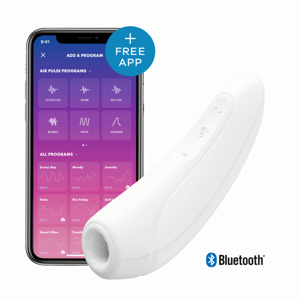 Satisfyer Curvy 1+ competition